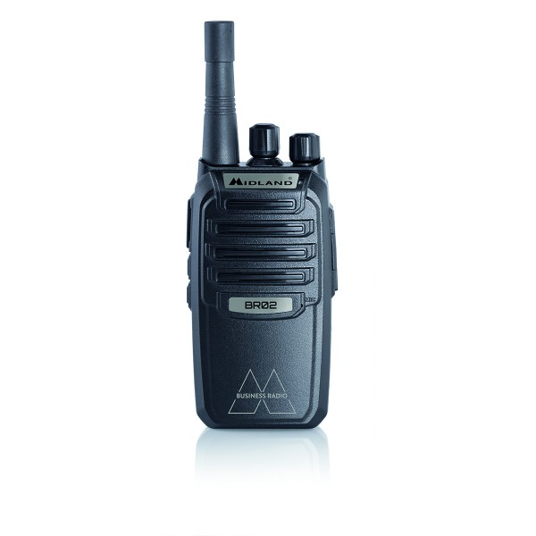WALKIE TALKIE PMR446 MIDLAND BR-02 BUSINESS CARGADOR INDIVIDUAL